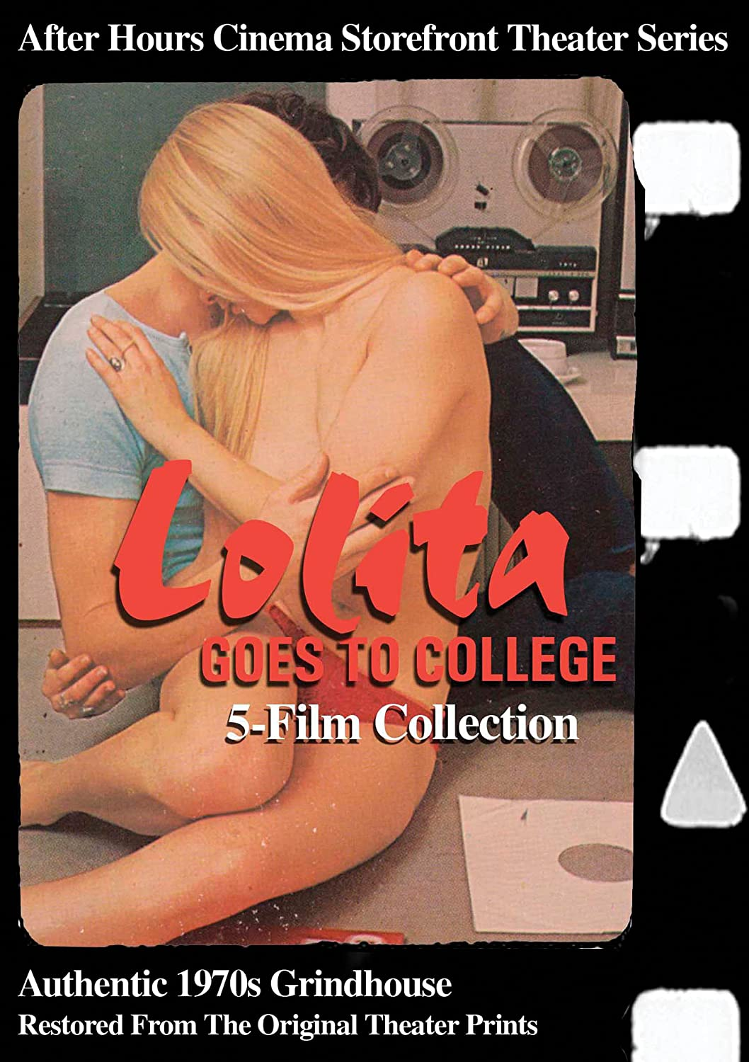 Lolita Goes To College