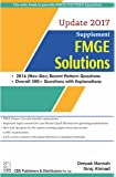 FMGE Solutions – Supplement: Update 2017