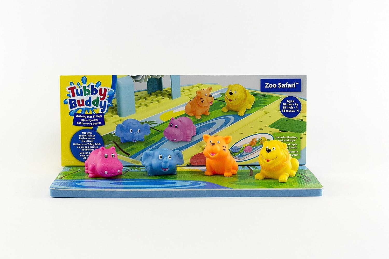 Tubby Table Tubby Buddys Zoo Safari Activity Mat & Toys