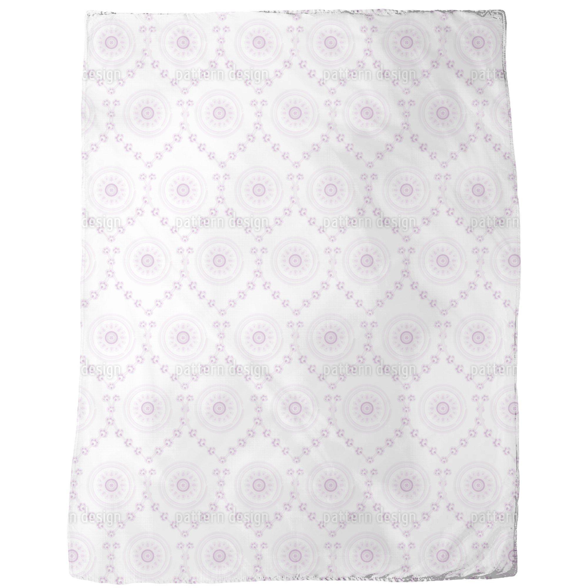 Sweet Violet Blanket: Large