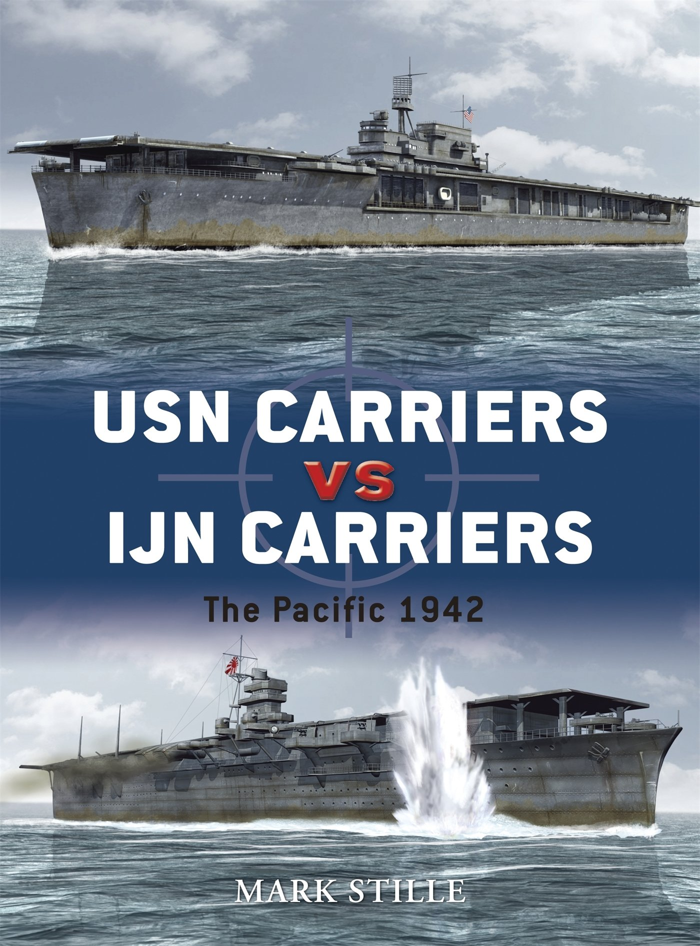Read Online USN Carriers vs IJN Carriers: The Pacific 1942 (Duel) pdf epub