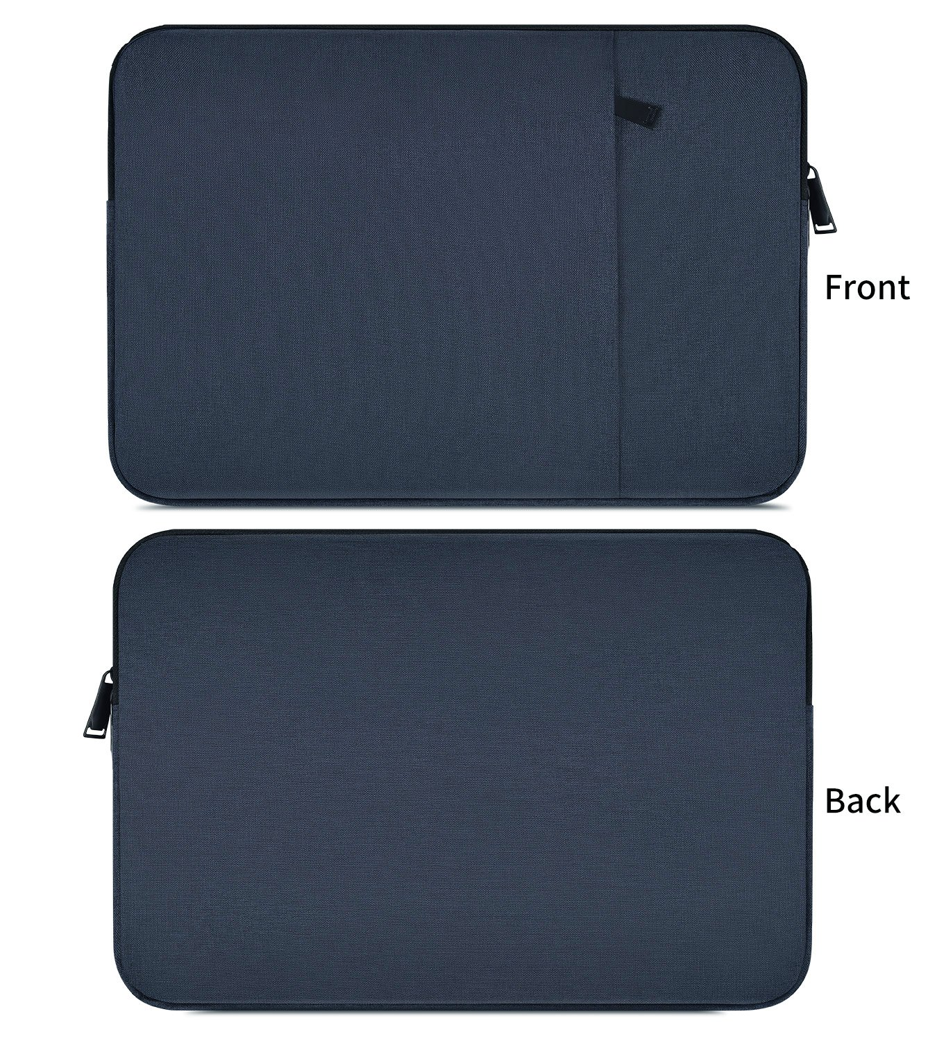 14-15 Inch Waterpoof Laptop Sleeve for Dell XPS 15 9570 9575, Lenovo Flex 4, HP Stream 14 Inch, HP Pavilion X360 14