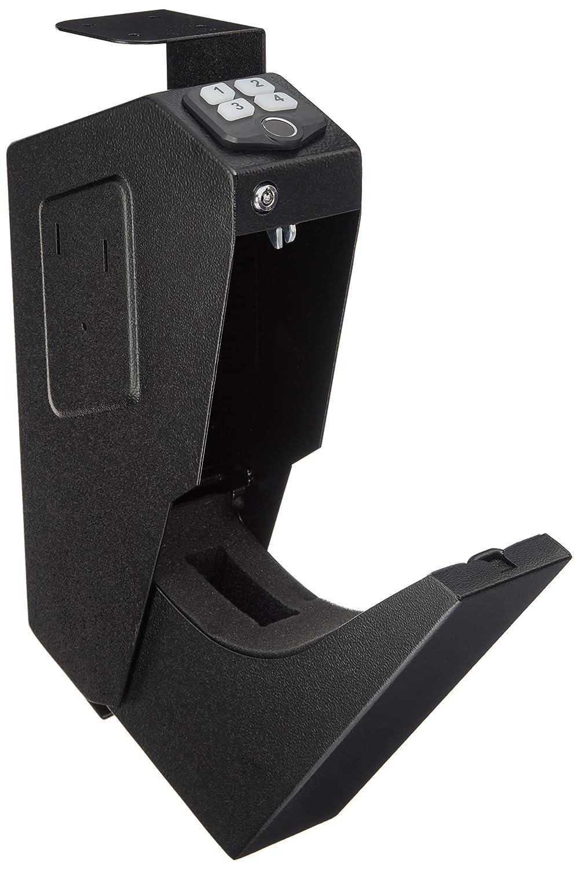 AmazonBasics Mounted Firearm Safety Device with Biometric Fingerprint Lock