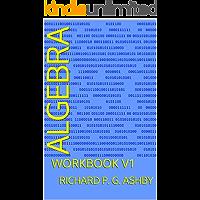 ALGEBRA: WORKBOOK V1