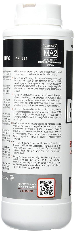 Ipone 800189 Synthétique Plus - Aceite para Caja de Cambios (lubricante sintético): Amazon.es: Coche y moto