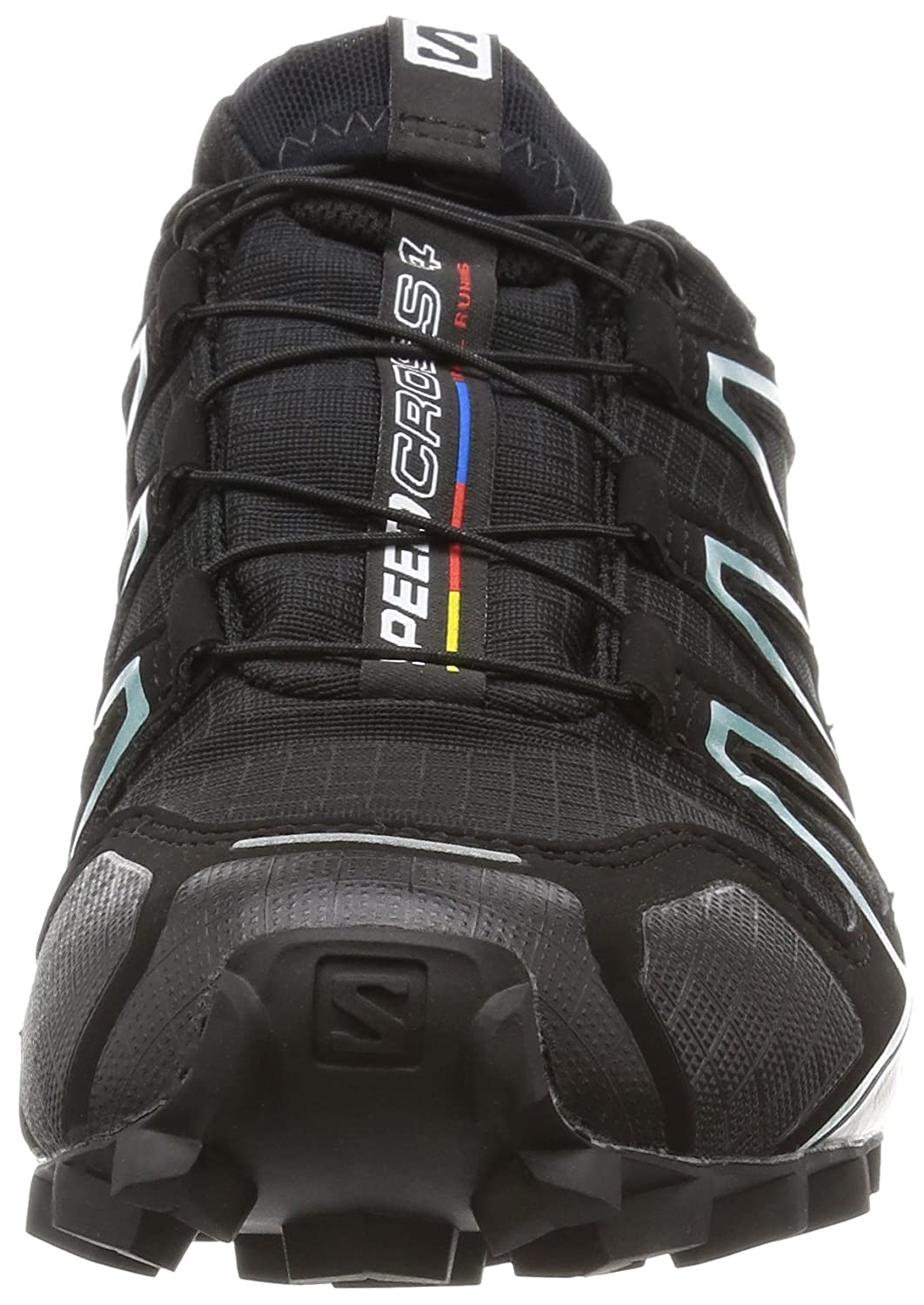 Salomon Women's Speedcross 4 GTX B017SQU6JS W Trail Running Shoe B017SQU6JS GTX 7.5 M US|Black f8da9b