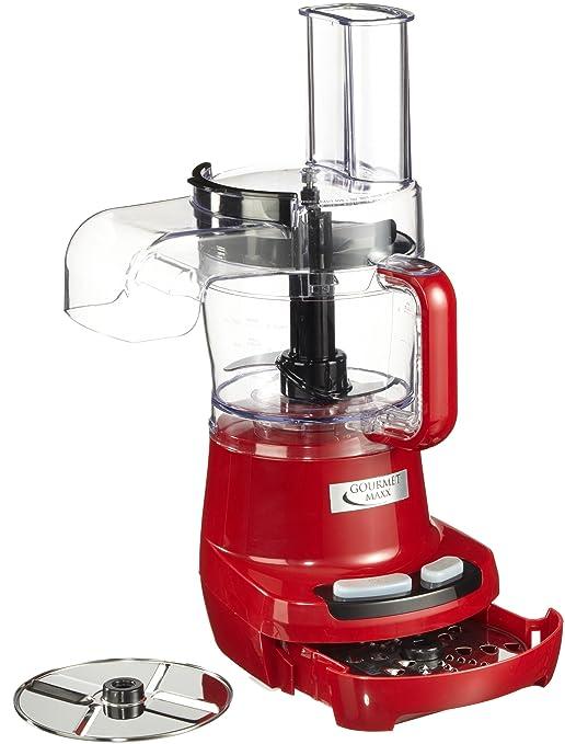 Amazon De Tv Das Original 3414 Gourmet Maxx Kuchenmaschine Comfort Rot