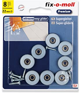 con diametro di 19 22 Piedini a vite in Teflon 16/pezzi 30 50/mm 38 25
