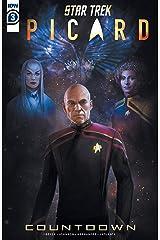 Star Trek: Picard—Countdown #3 (of 3) Kindle Edition
