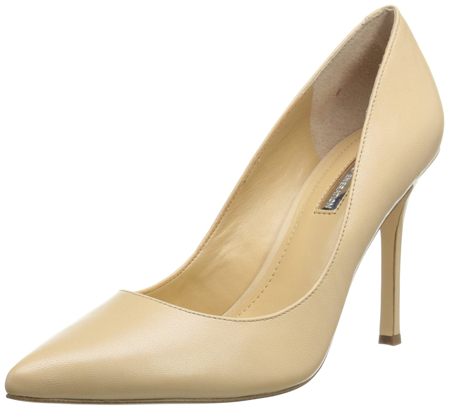 Warm Sand Leather BCBGeneration Women's BG-Treasure Dress Pump