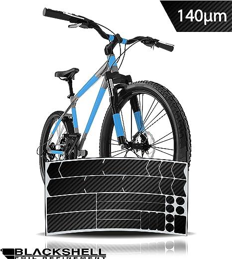 Blackshell BMX - Juego de Pegatinas para Bicicleta (29 Piezas ...