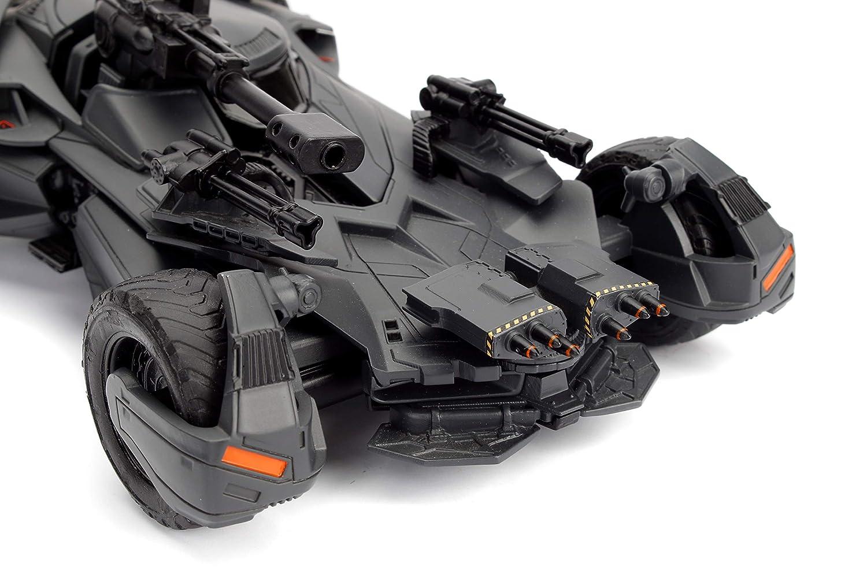 Jada Toys/ Black /Batman Vs Superman Justice League Mini Batmobile Vehicle Scale 1: 24 99232bk 2016