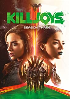 Book Cover: Killjoys: Season Three