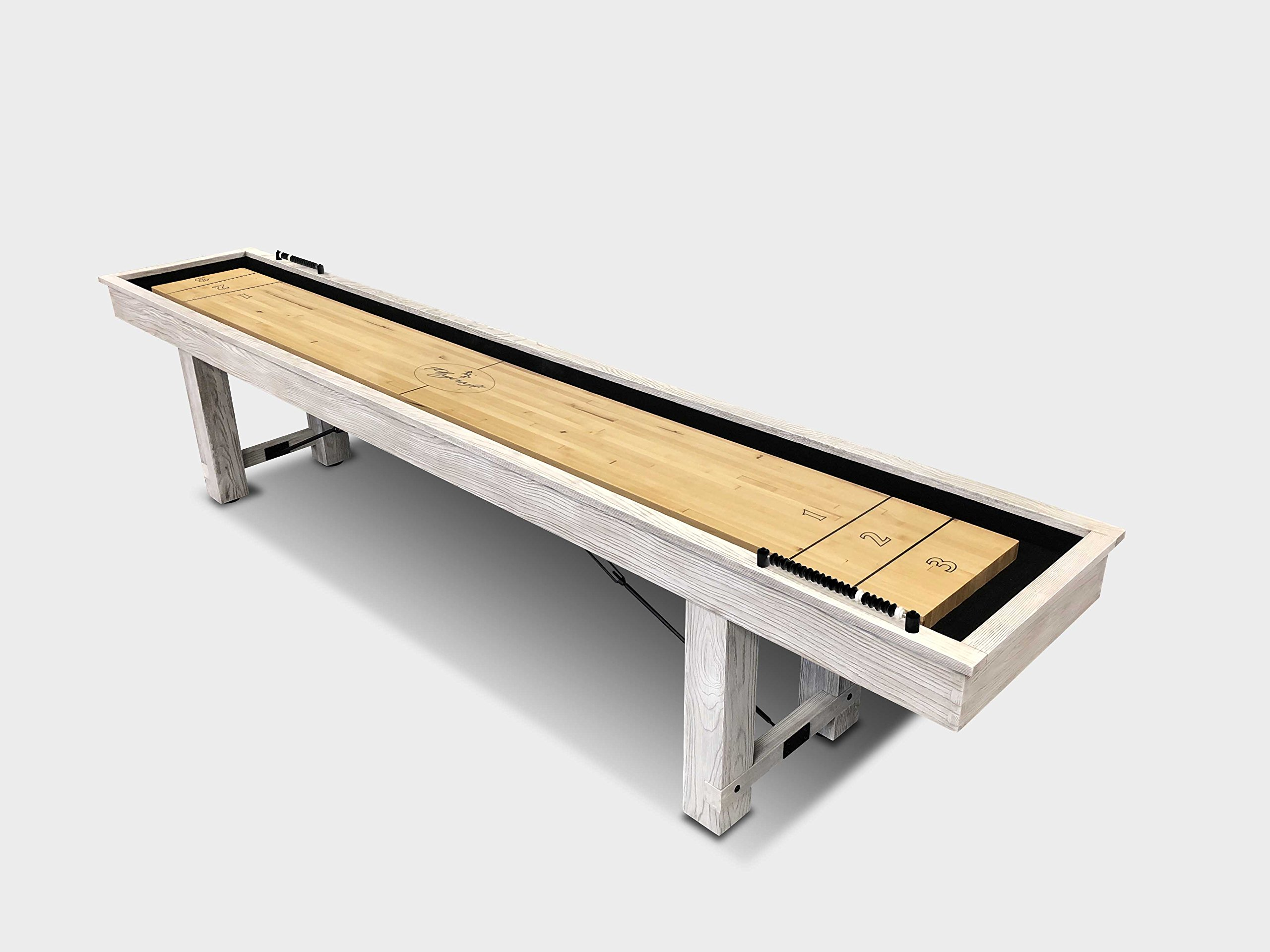 Playcraft Montauk 9' Shuffleboard Table by Playcraft