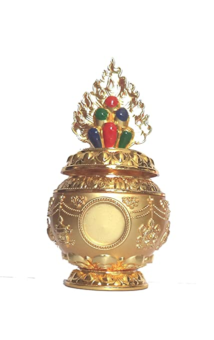 Buy Tej Gifts Feng Shui Wealth Vase For Wealth And Prosperity