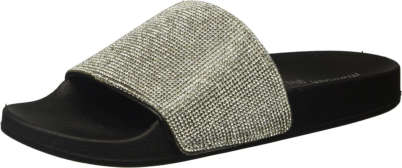 Madden Girl Women's Fancy Slide Sandal
