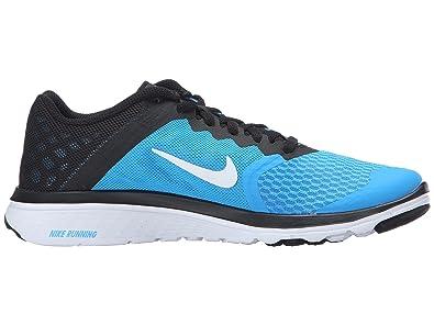 low priced 3118b 482fc Nike FS Lite Run 3 Blue Glow/White