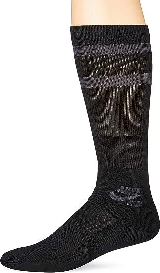 Amazon.com: Nike SB Dry Crew SX5760 - Calcetines de skate (3 ...