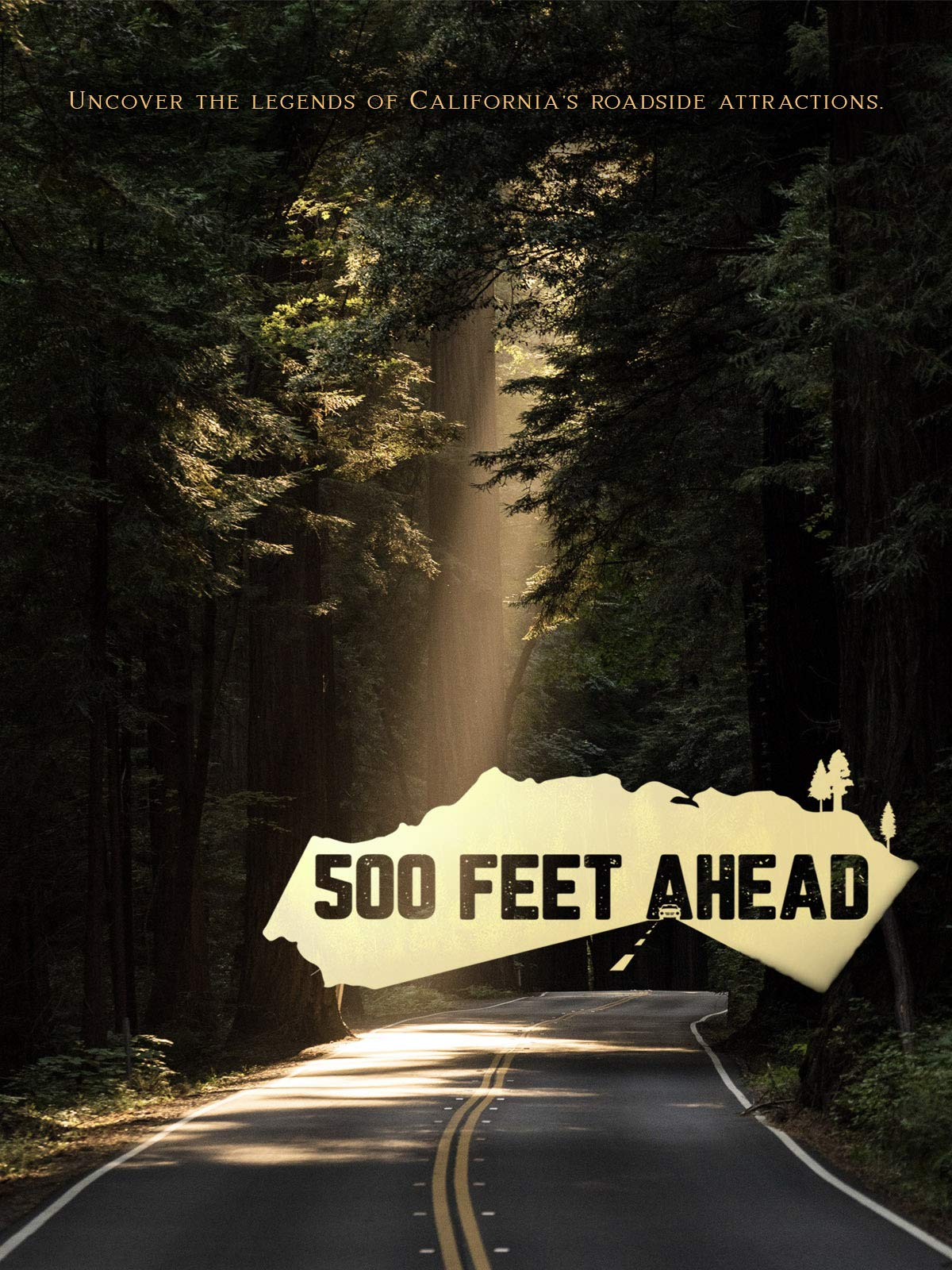 500 Feet Ahead