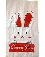 "Potato Sacks Race Bag - 6 Pack Bunny Hopper Hop Bags for Bunny Race Outdoor Game Activities for Birthday Party and Easter - 23.5""x 40"""
