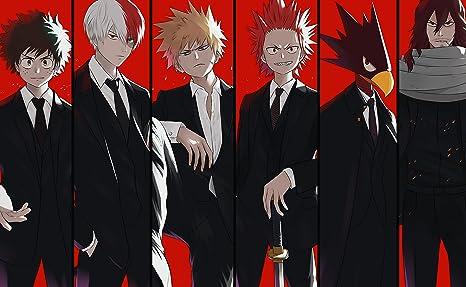 Athah Designs Anime My Hero Academia Shouta Aizawa Katsuki