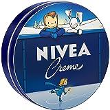 Lata NIVEA Creme, cuidado de la piel de todo el cuerpo, 4 x 400 ml