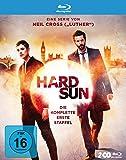 Hard Sun - Staffel 1 [Blu-ray]