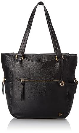 Amazon.com  The Sak Kendra Work Tote, Black  Clothing e6a08aeac1