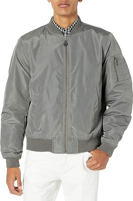 King Gee K15003 WorkWear//Pilot Tradies Men/'s Ripstop Black Bomber Jacket