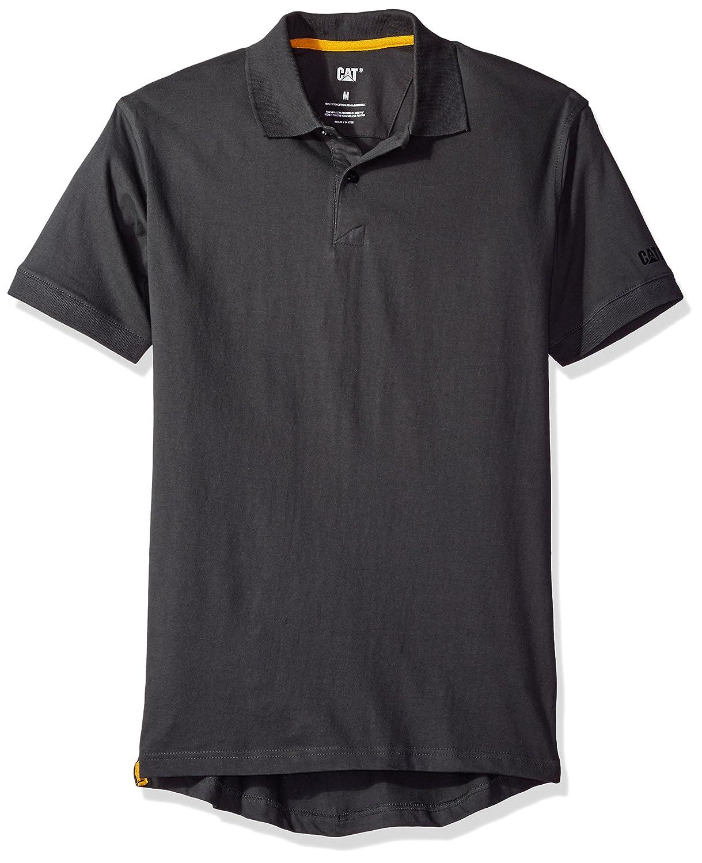 Caterpillarメンズクラシックコットンポロシャツ B01N7IW7OH X-Large|ダークシャドウ ダークシャドウ X-Large