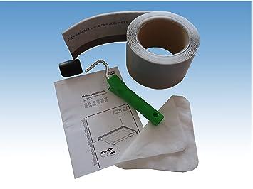 Dichtband fur badewanne wannendichtband mabo sanitec gmbh badewanne einbauen lassen hause deko - Tafelfarbe fur wand ...