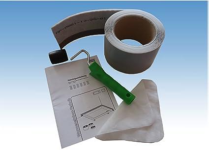 Vasca Da Lavare In Cemento : Mepa aquaproof nastro per doccia e vasca da bagno tipo i