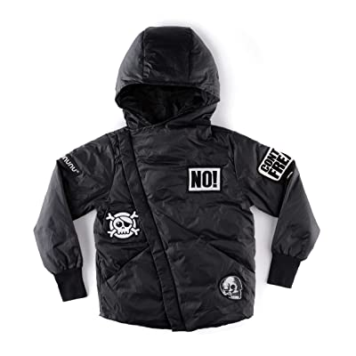NUNUNU Super Patch Down Jacket at Men's Clothing store