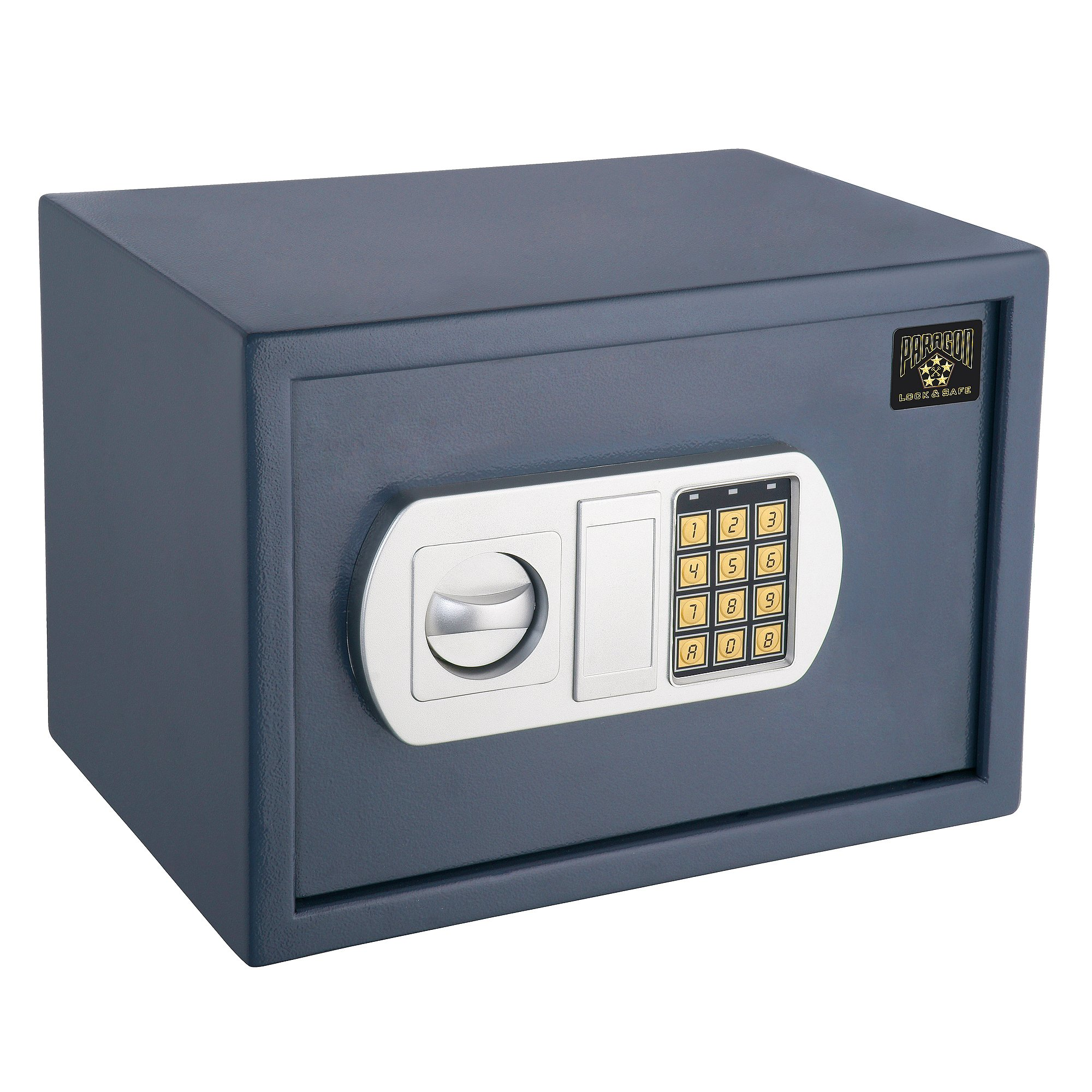 Paragon 7806 ParaGuard Elite .53 CF Lock and Safe for Home or Office