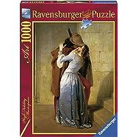 Ravensburger 15405 Il Bacio, Puzzle, Francesco Hayez, 1000 Pezzi
