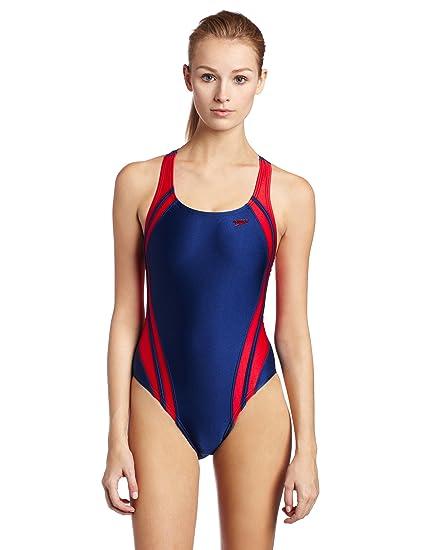 52be51ab5b3bd Amazon.com : Speedo Women's Race Quantum Splice Super Pro Swimsuit ...