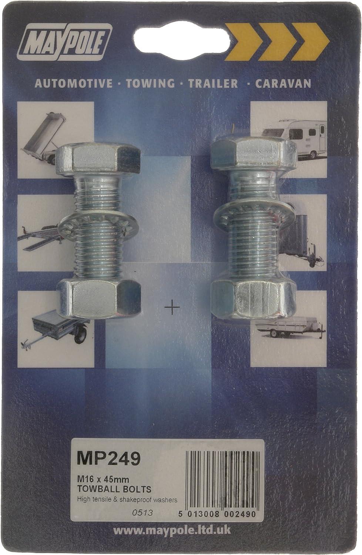 Maypole Bola de Remolque 249/a Pernos M16/x 45/mm