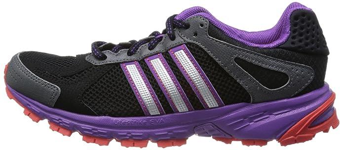 Adidas Purple Women Silver Black Duramo 5 Tr Matte Ray Shoes