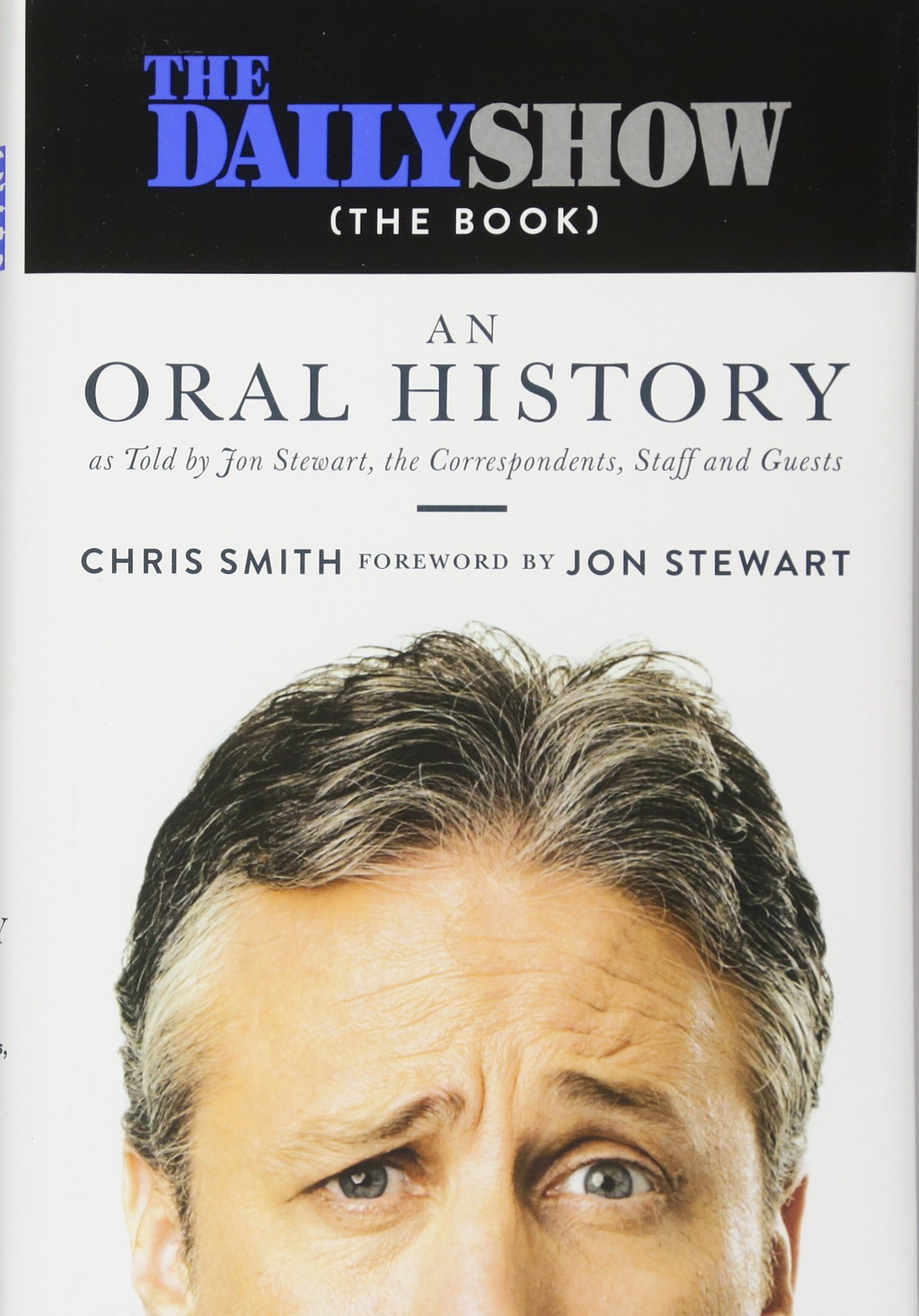 Daily Show Book History Correspondents