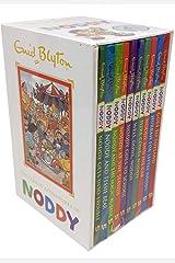 Enid Blyton Noddy Classic Adventures 10 Books Box Set Collection Hardcover