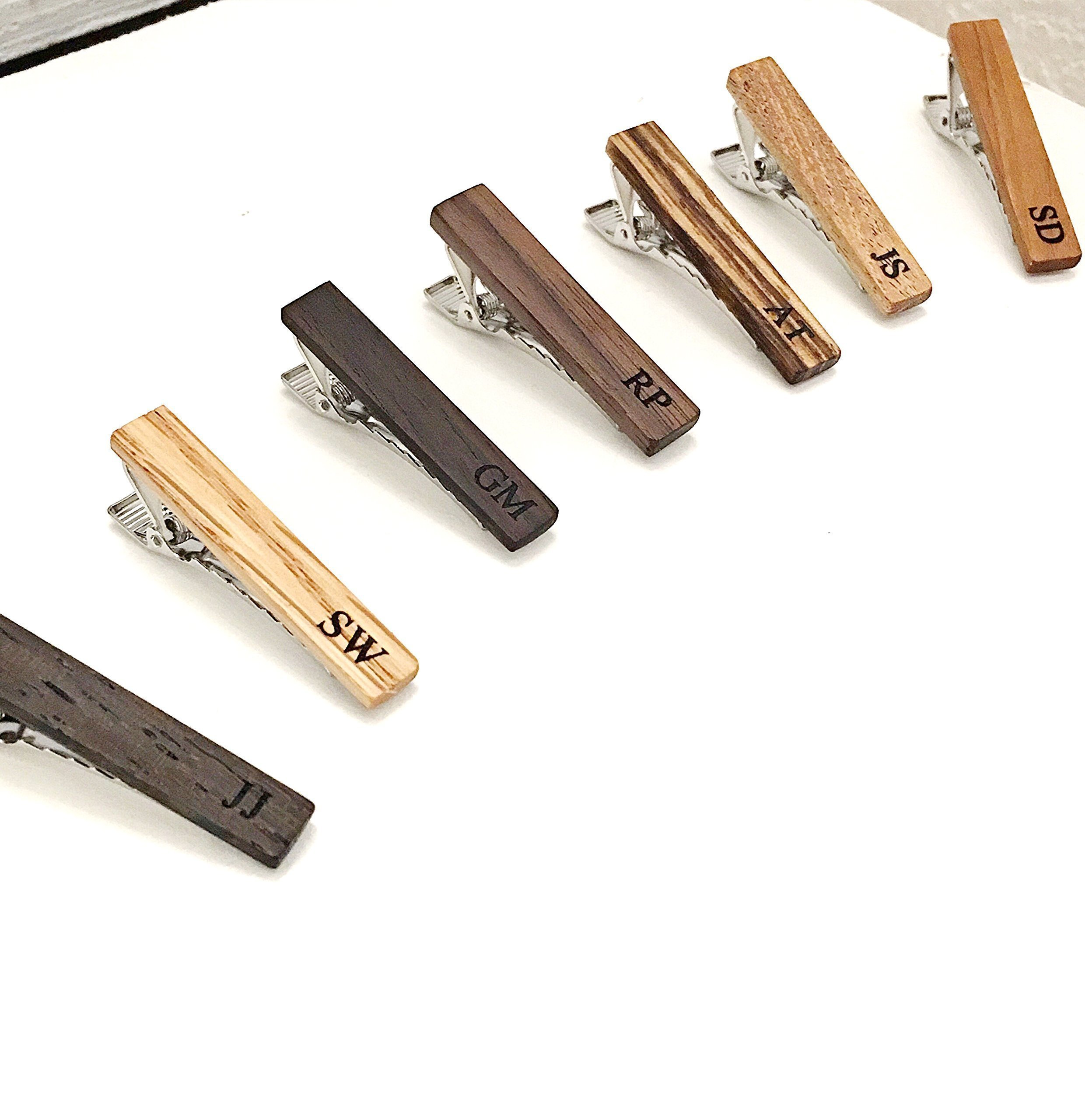 Wood cufflinks, handcrafted wooden cufflinks rosewood, walnut ,and more woods