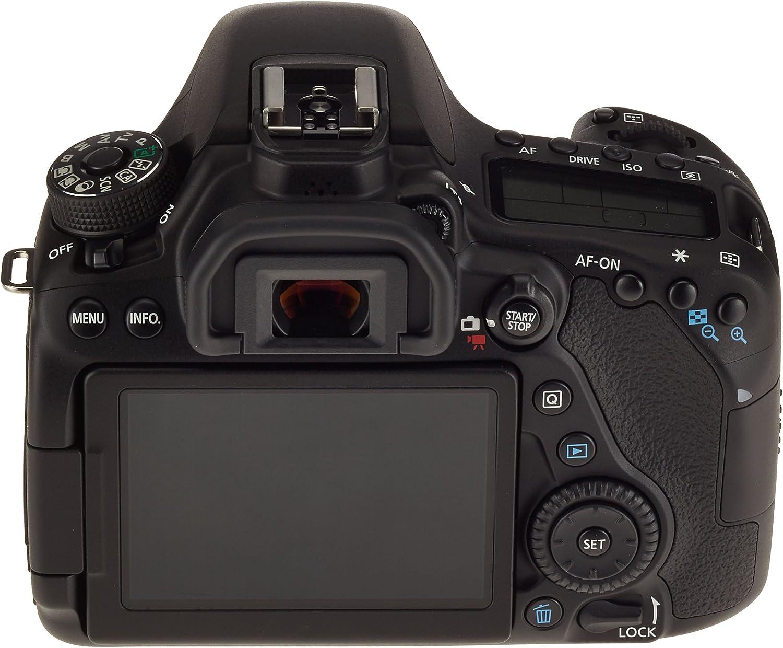 Canon EOS 80D DSLR Digitalkamera Gehäuse Body 3 Zoll: Amazon.de: Kamera