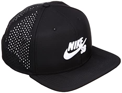 ... coupon code for nike mens sb performance trucker snapback hat black  white c8284 35c87 b341af6c48