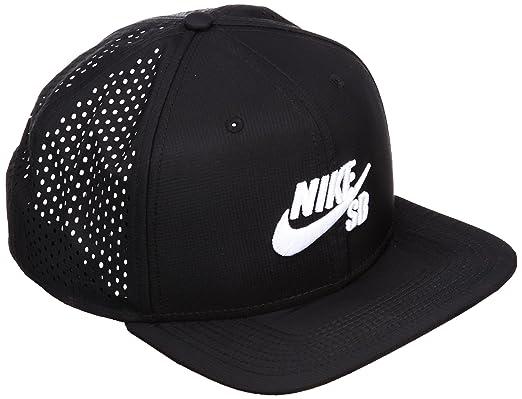 Nike SB Performance Trucker Casquette Mixte Adulte, Noir, FR ...