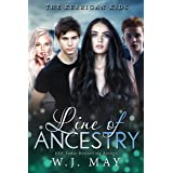 Line of Ancestry (Kerrigan Kids Book 5)