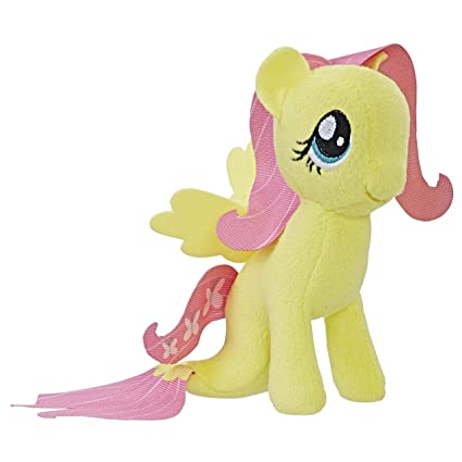 amazon com my little pony the movie fluttershy sea pony small plush