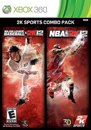 Amazon | MLB 2K12/NBA 2K12 Com...