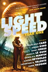 Lightspeed: Year One Kindle Edition