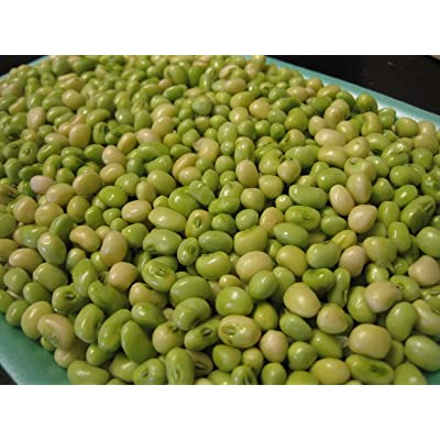 Lady Cream pea AKA: Lady Finger Pea, Rice Pea, Catjang Pea Southern Peas(1/4 lb Seeds) : Garden & Outdoor