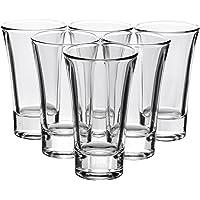 Queensway Select - Vasos de chupito, 5 Shot